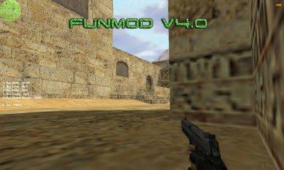 Мод нестандартных ситуаций - FunMod v4.0