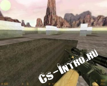 Карта aim_awp для cs 1.6