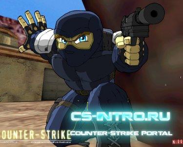 Это пак стандартных моделий оружия для Counter-Strike 1.6