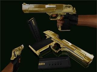 Deagle Pimp Gold