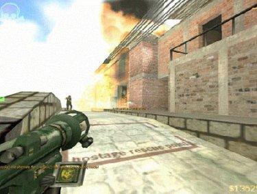 Bazooka Плагин для CS 1.6