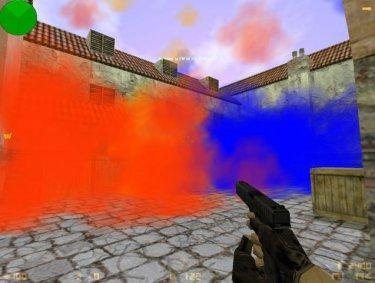 Цветной дым cs 1.6