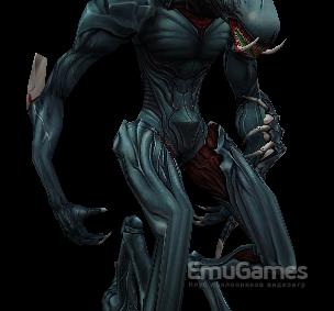 Модель Зомби - Немесис