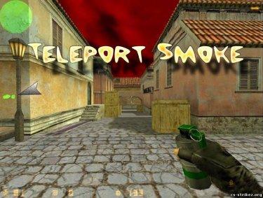 Teleport smokegren [Граната телепорт]