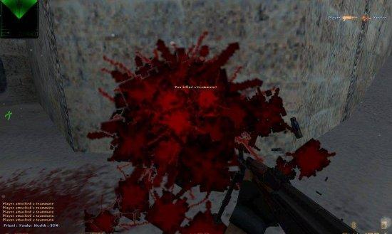 Gogeta's ISS Blood