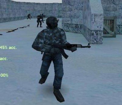 Urban Russian Terrorist