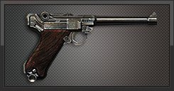 [ZP] Extra item: Luger [WeaponList & Sma]
