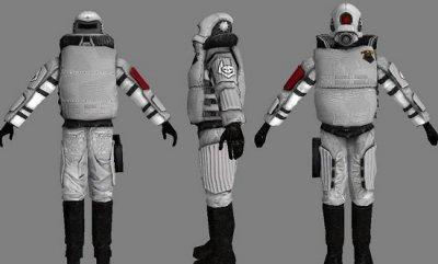 Модель Half Life 2