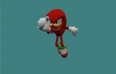 [Model] knucles