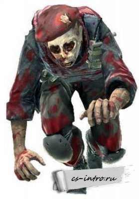 Zombie Plague Сервер by Phantom