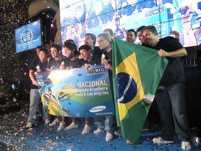 Команда FalleN`а едет на WCG Pan American
