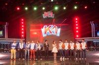 Второй сезон лиги K1 по игре Counter-Strike: Online