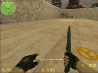 Клиент игры Counter Strike 1.6 by Smions