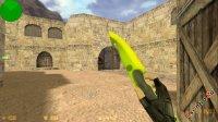 Модель ножа HD «Karambit | Gratis» для CS 1.6